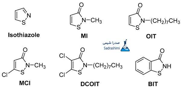 ساختار تیازولین